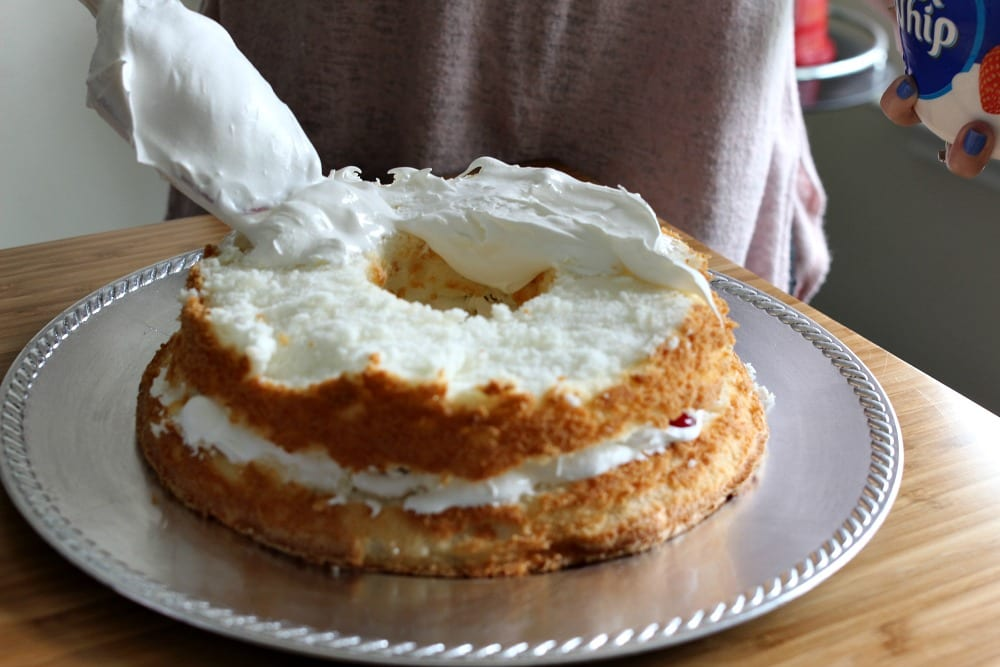Angel Food Cake Cherry Pie Filling Cool Whip Recipe