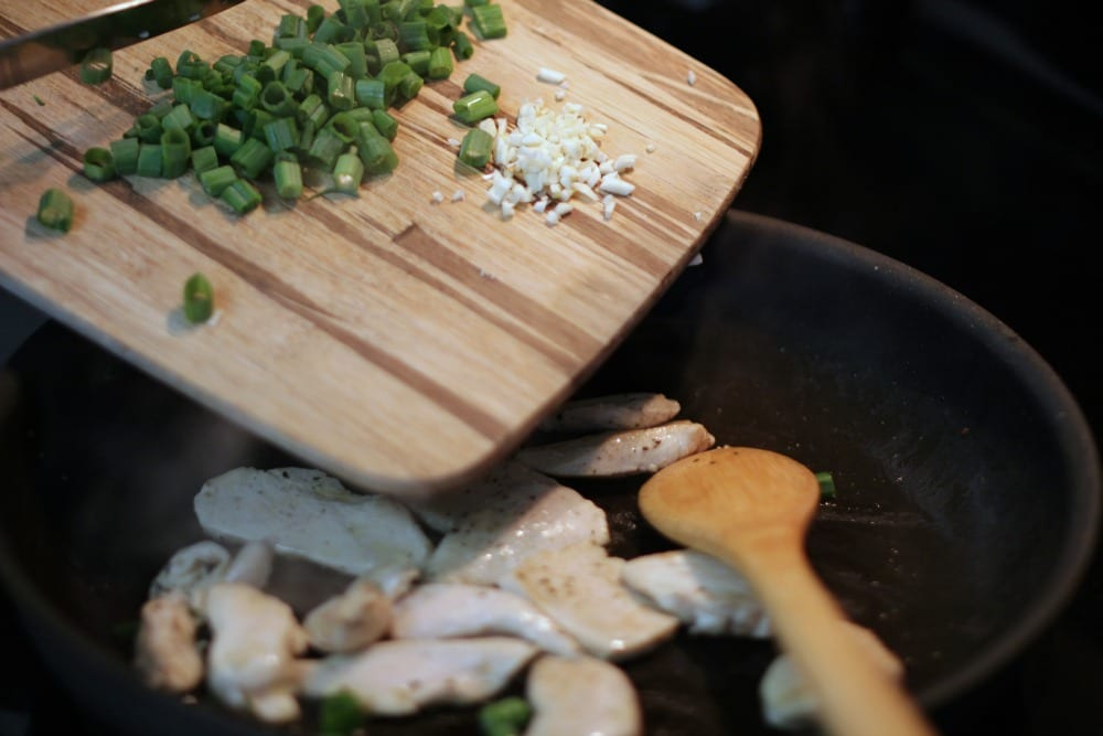 Chicken and bean skillet recipe-02