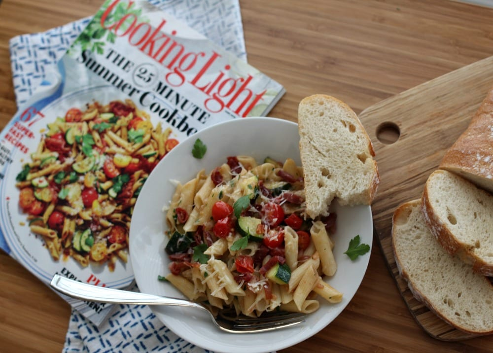 cooking light magazine pasta recipe-01