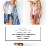 Affordable Kimono Fashion for Your Summer Style