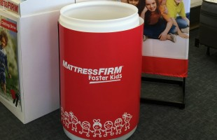 Mattress Firm's Kid Heroes & How You Can Help Local Foster Kids