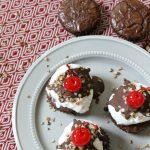 Brownie Sundae Cupcakes