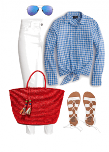 What to Wear on the Fourth of July