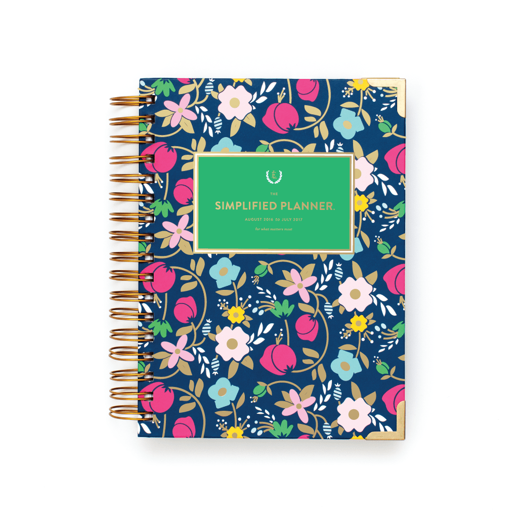 Are you looking for the best planners to help get your life in order? These planners are for 2016 to 2017 and perfect for the busy woman. They're great for moms, students and women just wanting to get a grasp on productivity. Not only are they all functional, they're also pretty!