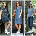 Three Ways to Wear Converse When on Vacation