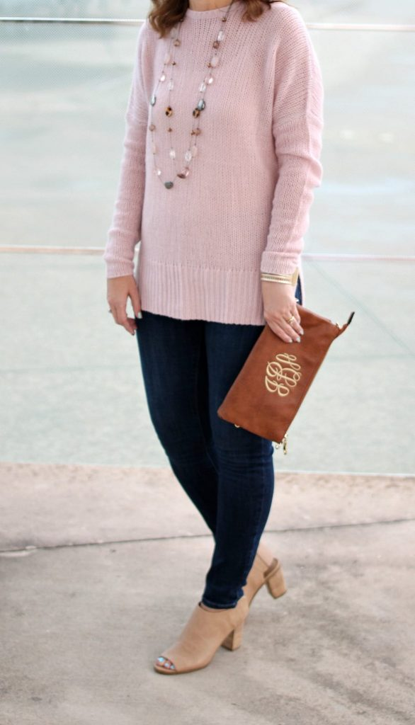 Cashmere sweater outfit 02