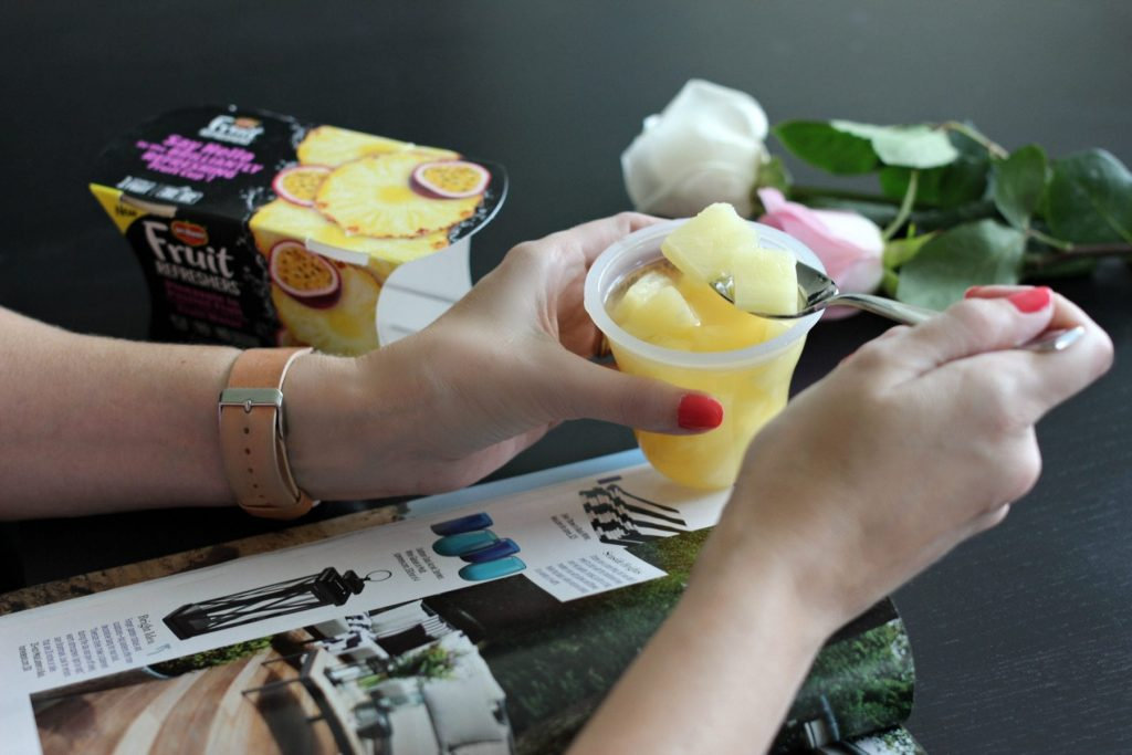 Del Monte Refreshers - The adult fruit cup for your #TimeToRefresh