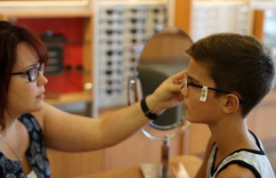 Getting Ready for Back to School with a Visit to Pearle Vision