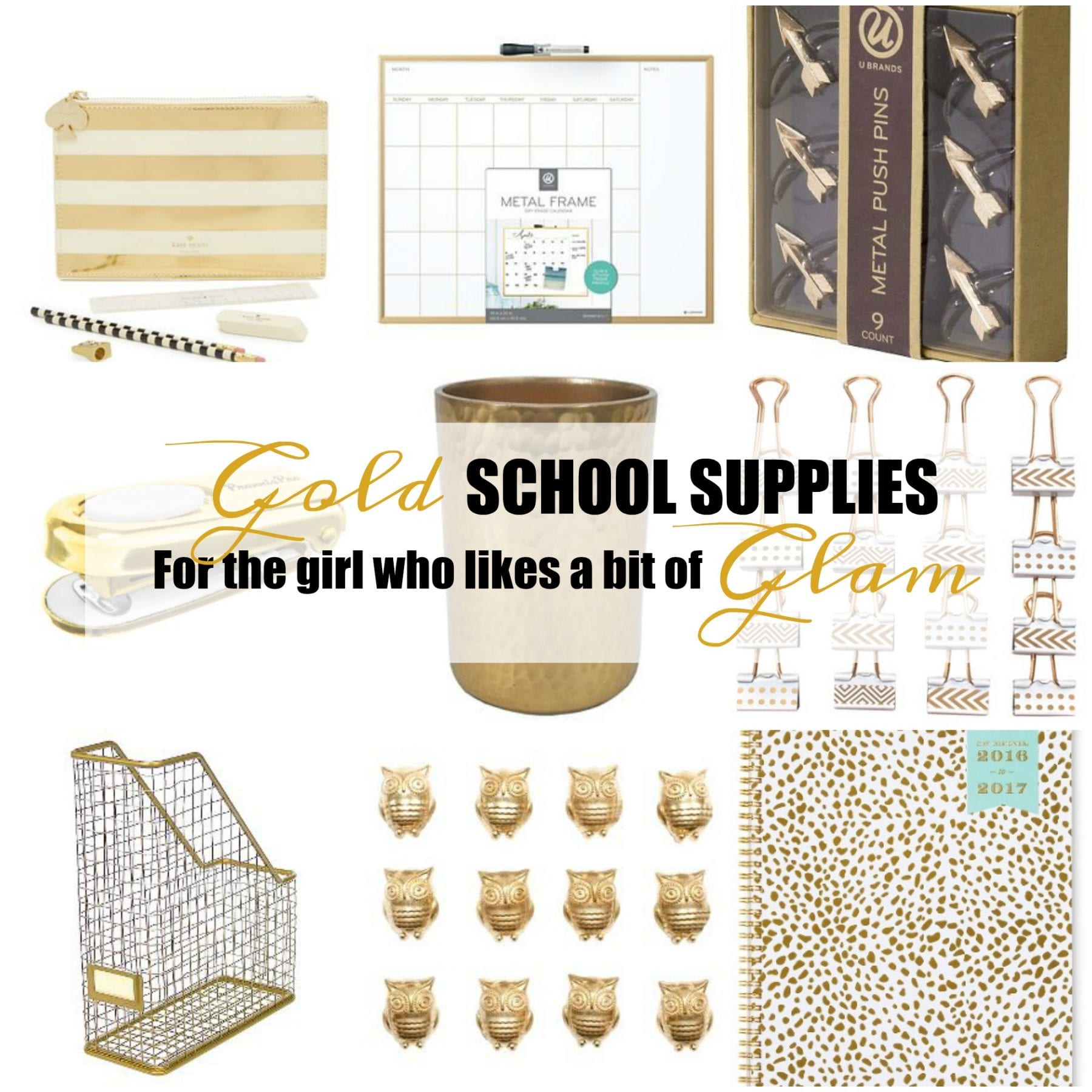 gold school supplies-14