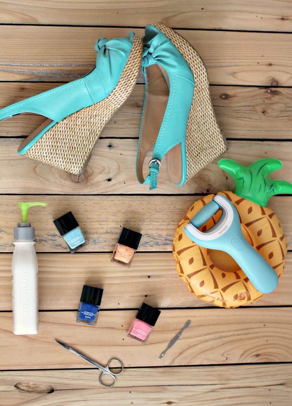 Using Amope Foot Care Products for the Best At-Home Pedicure You've Ever Had
