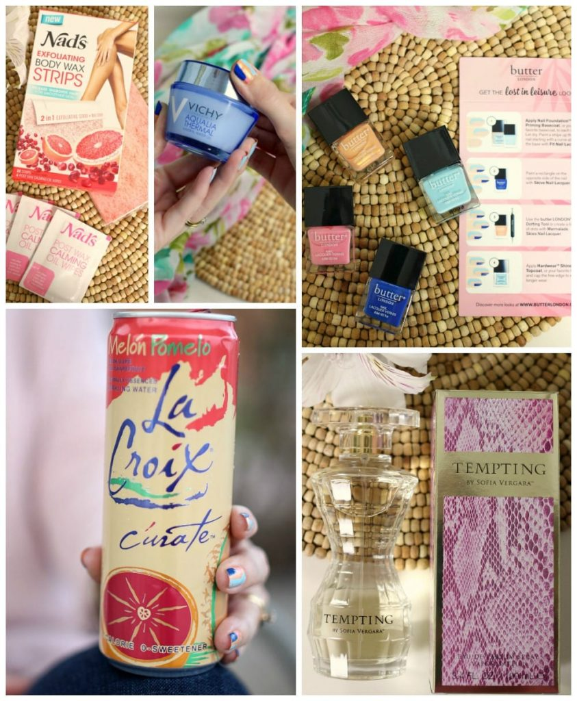 Beat the heat with five of my favorite beauty finds for summer.