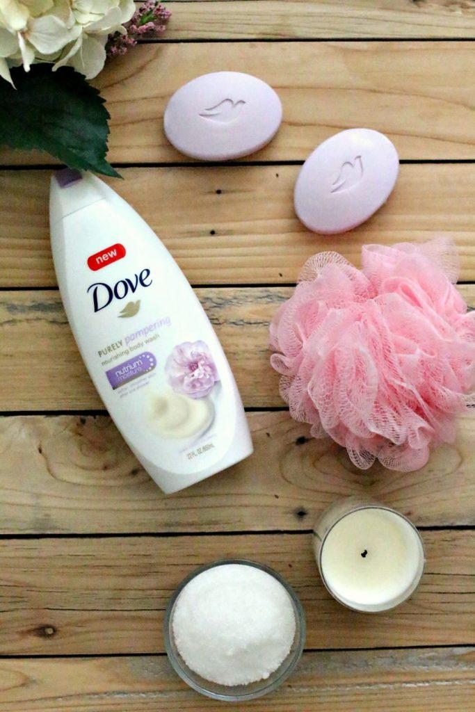 Dove Sweet Cream and Peony 01