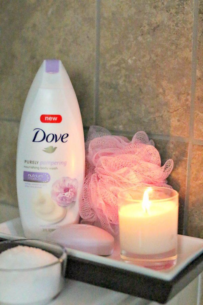 Dove Sweet Cream and Peony