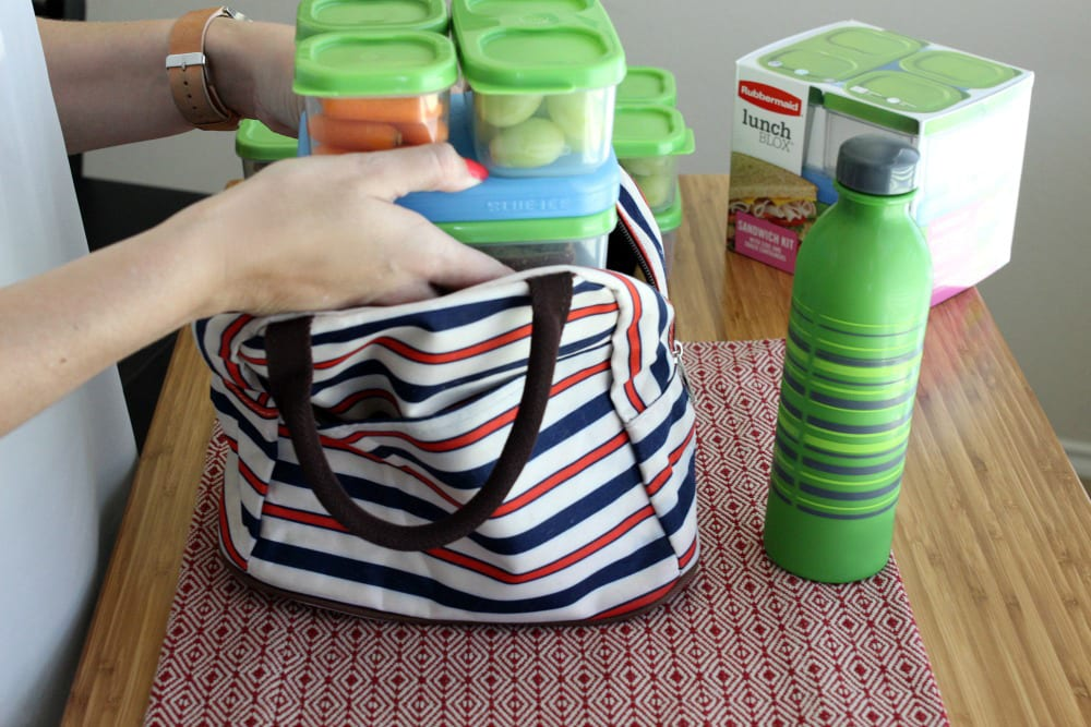 Lunch packing tips 10-1