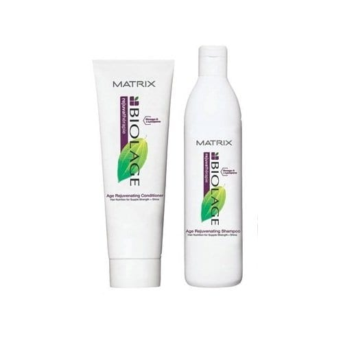 Matrix Biolage Rejuvatherapie Shampoo and Conditioner