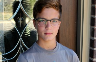 Heading Back to School with New Glasses from Pearle Vision