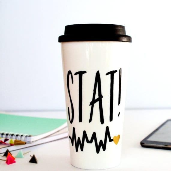 Stat mug