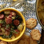 Creamy Smoked Sausage and Potato Soup