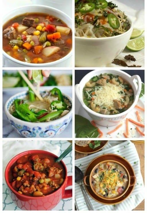 35 Crock Pot Soup Recipes to Warm Your Insides