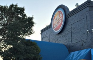 Dave & Busters in Austin, Texas + Giveaway
