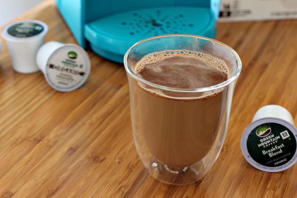 easy hazelnut spread latte 03