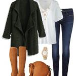 fall outfit idea 01