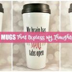 travel mugs with sayings