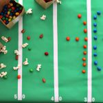 Easy DIY	Football Party Bags & Table Décor