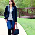 Fall Fashion: A Black Blazer Outfit