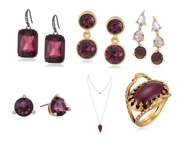 burgundy-jewelry