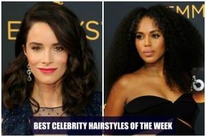 Best Celebrity Hairstyles of the Week
