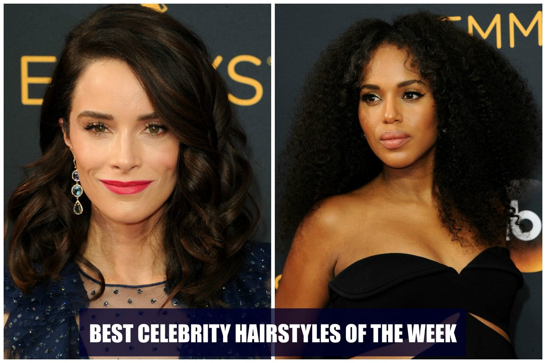 Best Celebrity Hairstyles of the Week