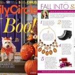 Fall Style Tips with Family Circle Magazine