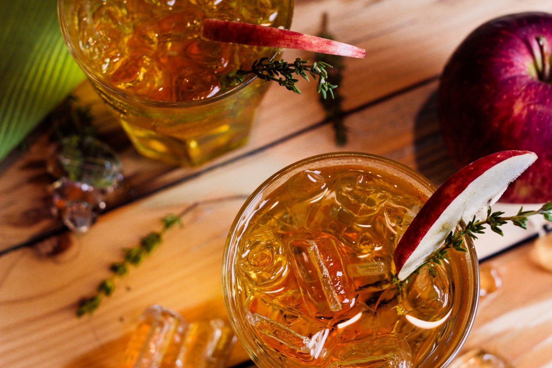 Adam's Apple Cocktail