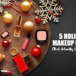 5 Holiday Makeup Looks That Actually Seem Doable
