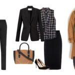 13 Workwear Wardrobe Essentials + 20 Outfit Ideas