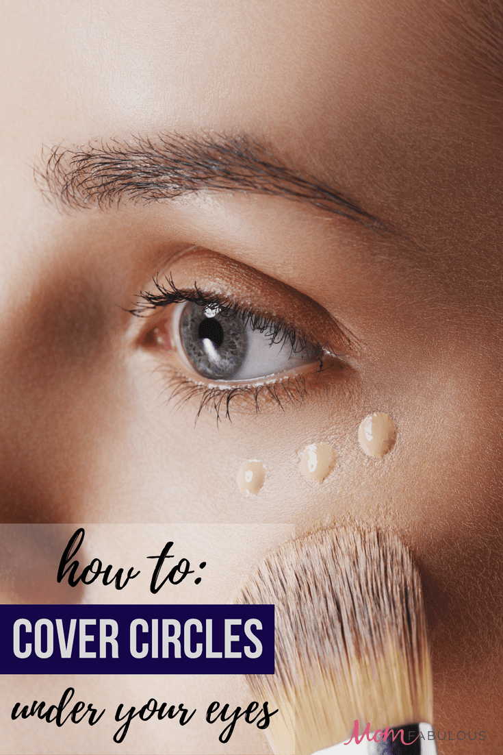 Best makeup to cover under eye circles