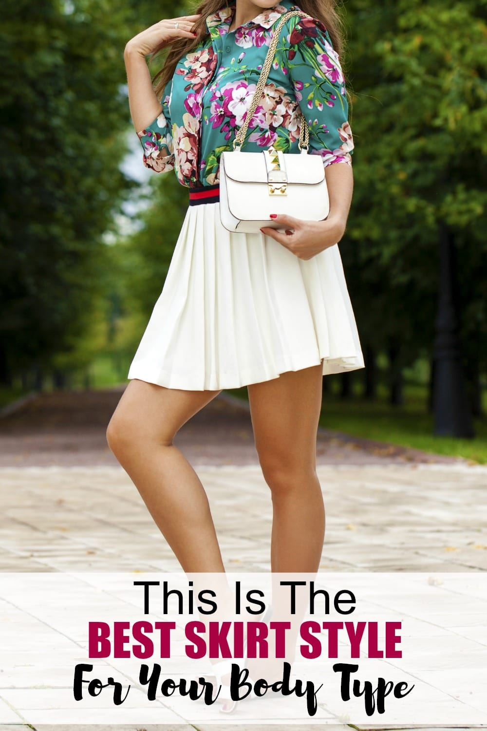 This Is The Best Skirt for Your Body Type