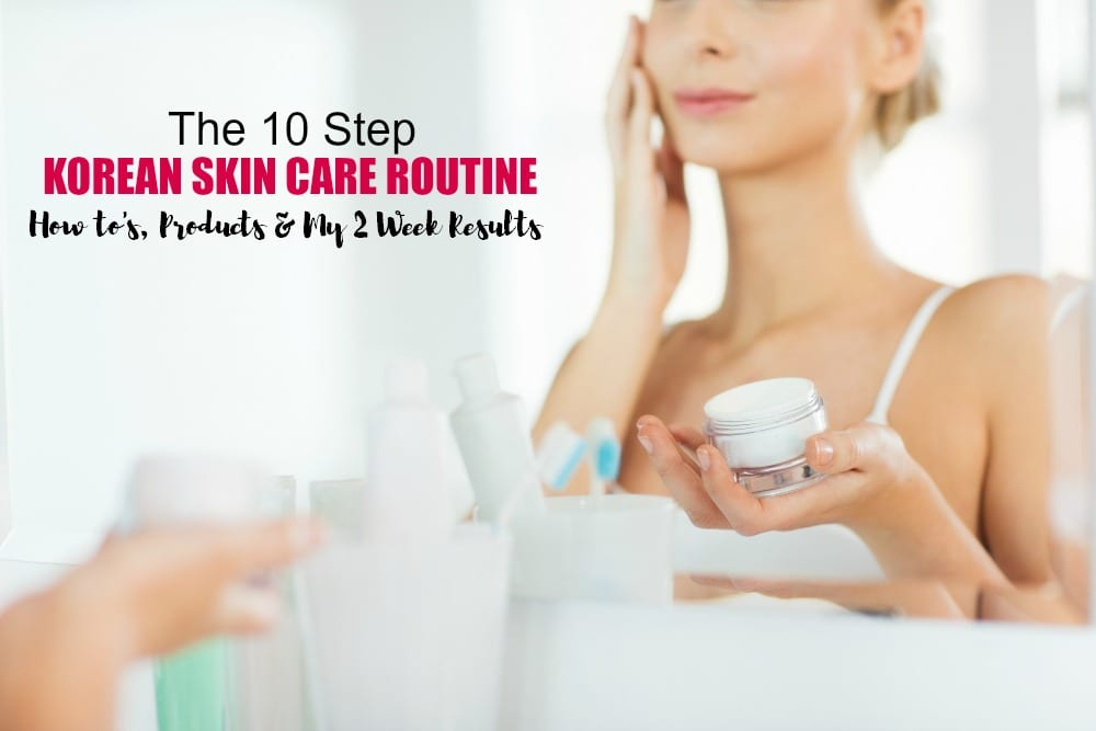 Korean skin care and in particular, the 10 step Korean skin care routine has become quite popular over the last couple of years and there's a good reason why - it works.