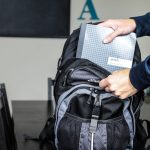 How Dirty is a High Schooler's Backpack?