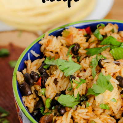 Your Go-To Easy Mexican Rice Recipe