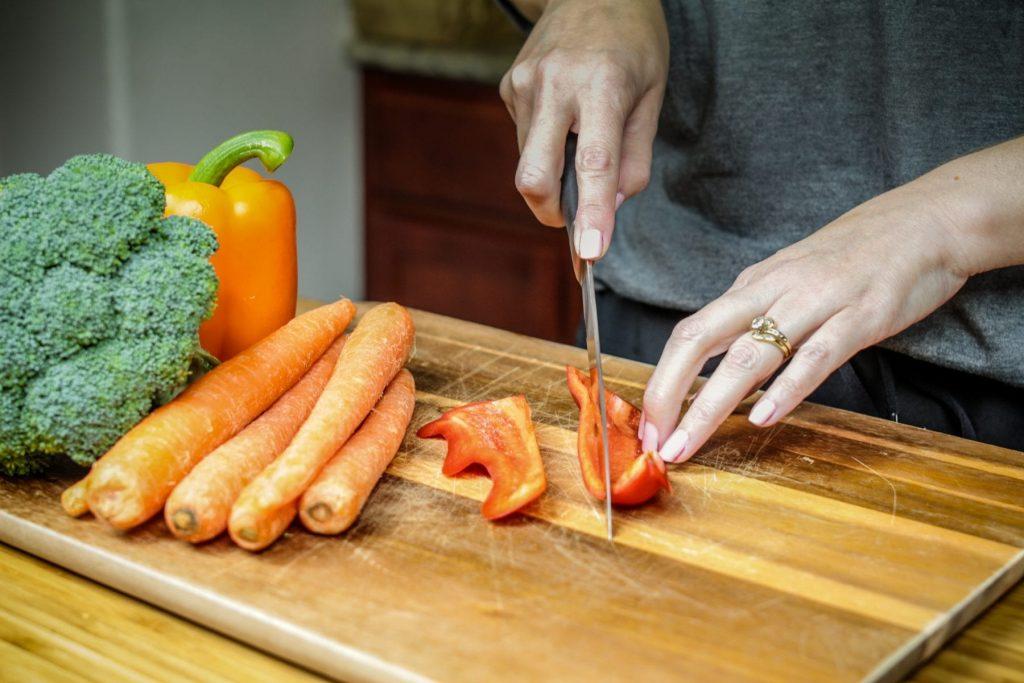 Zen Habits Simple Health Plan - eat a crapton of vegetables