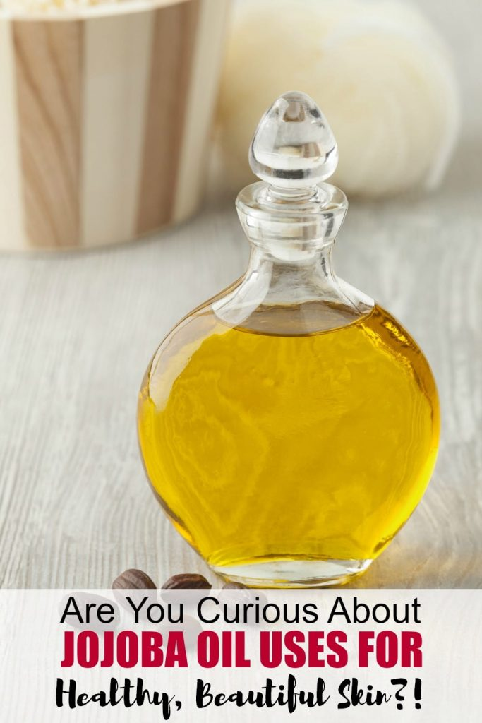 Are you struggling with acne, dry skin or razor burn? Those are just a few Jojoba Oil uses!