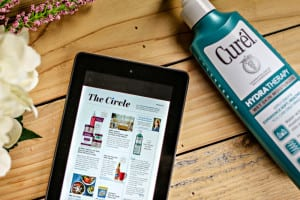 Everyday Beauty with Curél and Family Circle Magazine