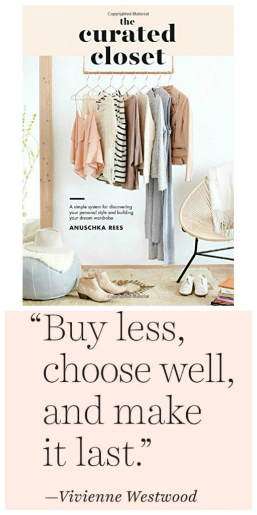 The Curated Closet - Your guide to a wardrobe you love.