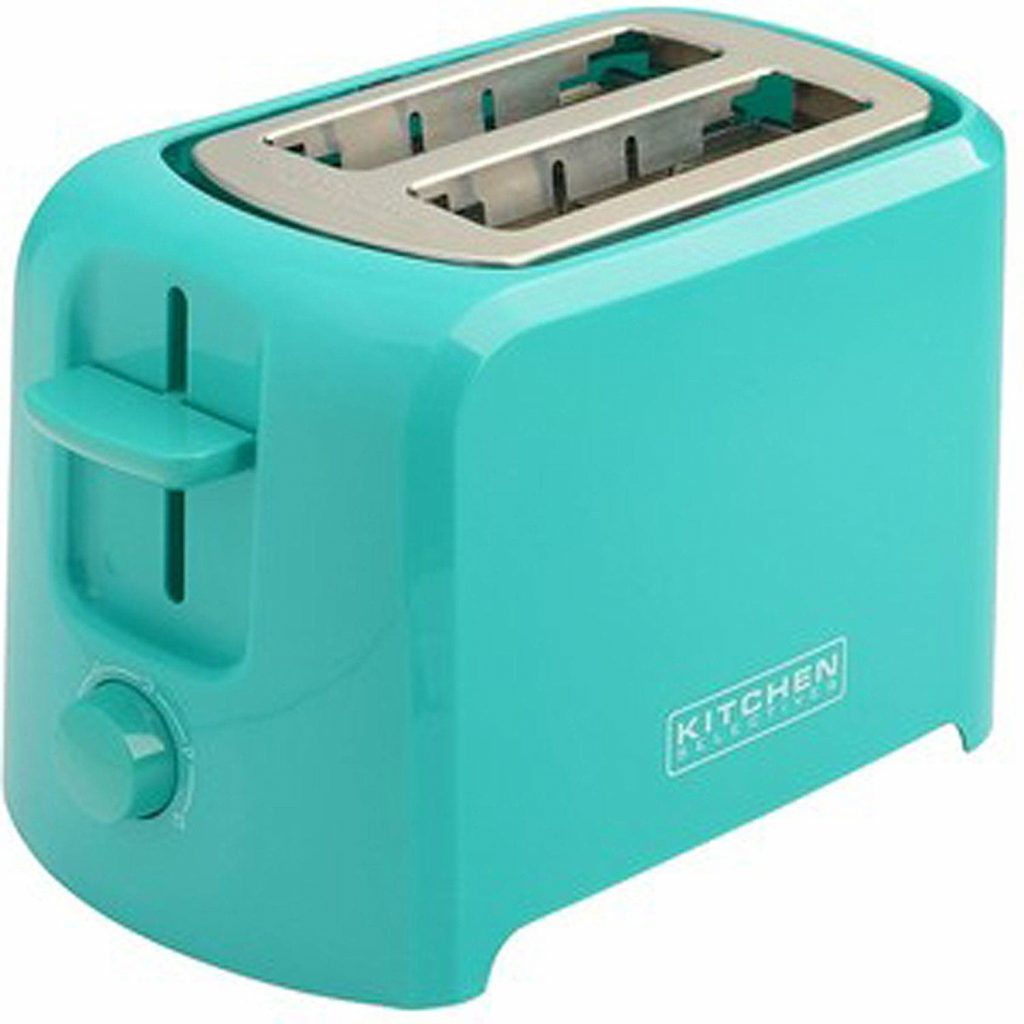 Retro Kitchen Accessories - Cool-Touch 2 Slice Toaster