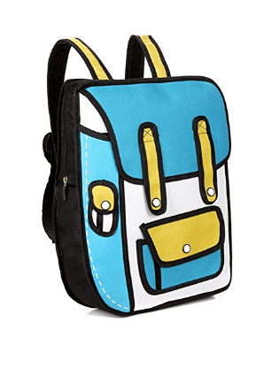 2-D bags that will mess with your mind