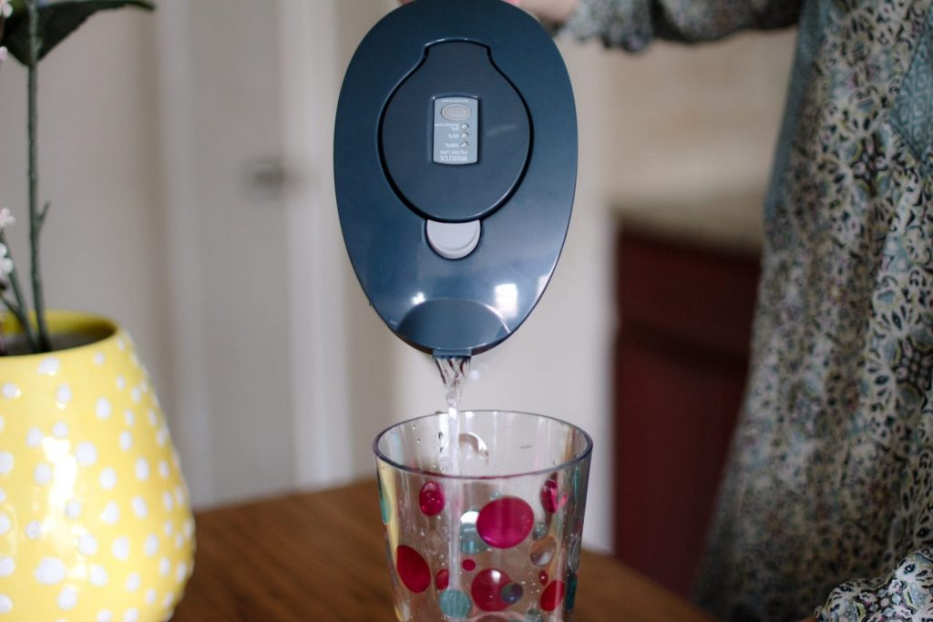 Brita Stream with Filter-As-You-Pour Technology