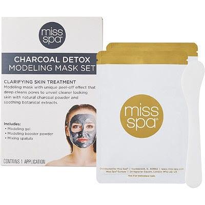 Charcoal Detox Modeling Mask