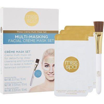 Multi-Masking Facial Crème Mask Set